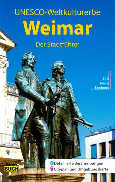 Weimar- Der Stadtführer