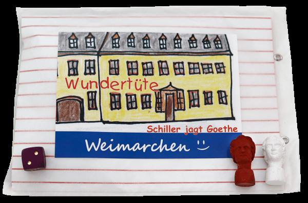Wundertüte Schiller jagt Goethe