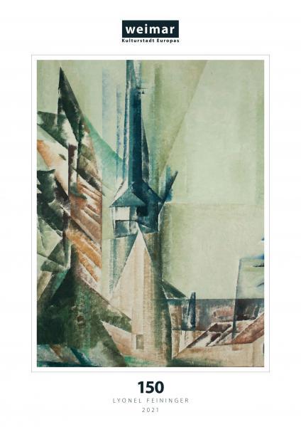 Lyonel Feininger Plakat Gelmeroda XI