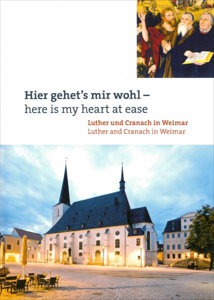 DVD Luther und Cranach in Weimar