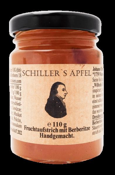 Fruchtaufstrich Schiller's Apfel