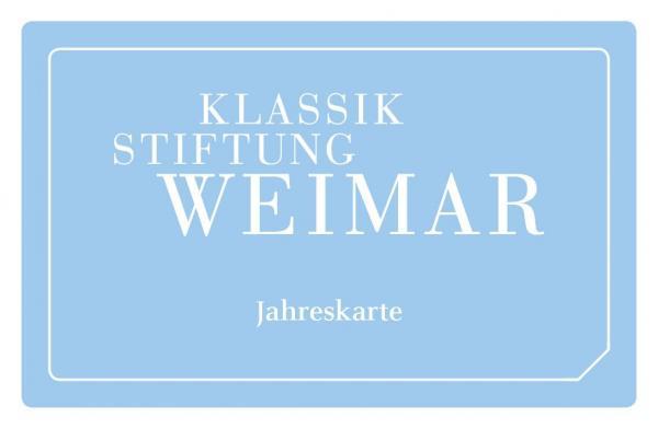 Jahreskarte Klassik Stiftung Weimar
